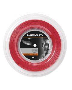 BOBINE DE CORDAGE HEAD LYNX ROUGE 200M