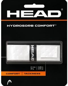 GRIP HEAD HYDROSORB COMFORT 285313 BLANC