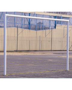 BUT EN ACIER GALVANISÉ HANDBALL/FOOTBALL À SCELLER (L'UNITÉ)