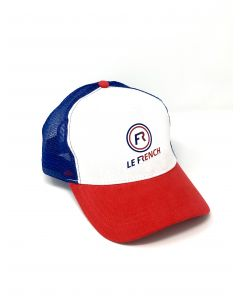 CASQUETTE TRUCKER LE FRENCH