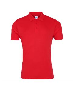POLO HOMME AWD SET ET MATCH JC043 NOIR/ROUGE