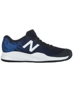 CHAUSSURES DE TENNIS JUNIOR NEW BALANCE KC996BM3 BLEU