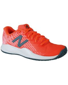 CHAUSSURES DE TENNIS NEW BALANCE JUNIOR KC996DL3 CORAIL