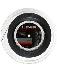 BOBINE DE CORDAGE HEAD LYNX ANTHRACITE 200M