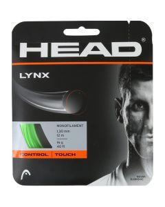 CORDAGE DE TENNIS HEAD LYNX VERT 281784YW