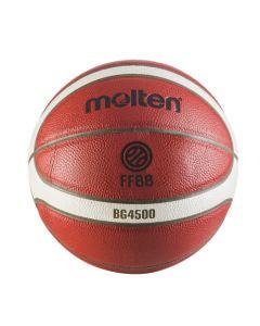 BALLON BASKET MOLTEN COMPET BG4500 FFBB