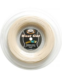 CORDAGE DE TENNIS WEST GUT MT64 BOBINE 200M 1.35 BLANC