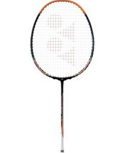 RAQUETTE BADMINTON YONEX NANORAY 60 FX NOIR/ORANGE