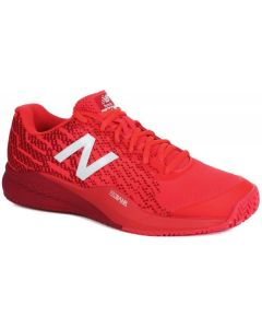CHAUSSURES DE TENNIS HOMME NEW BALANCE MCY996R3 CLAY PARIS ROUGE