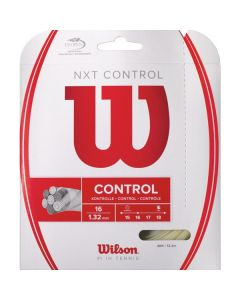 CORDAGE DE TENNIS WILSON NXT CONTROL (12M)