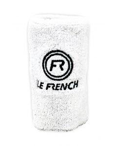BRACELET EPONGE LE FRENCH BLANC