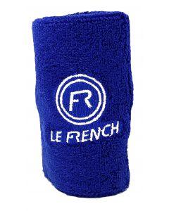 BRACELET EPONGE LE FRENCH BLEU