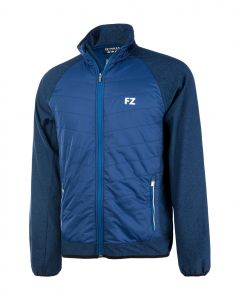 VESTE JUNIOR FZ FORZA PLAYER QUILTED 302328 BLEU