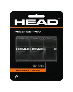 SURGRIP HEAD PRESTIGE PRO x3 282009 NOIR