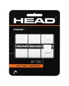 SURGRIP HEAD PRIME x3 285475 BLANC
