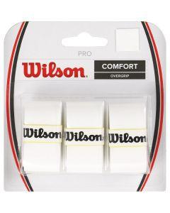 SURGRIP WILSON PRO OVERGRIP x3 WRZ4014WH BLANC
