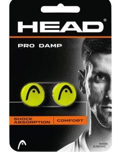 ANTIVIBRATEUR HEAD PRO DAMP 285515 JAUNE