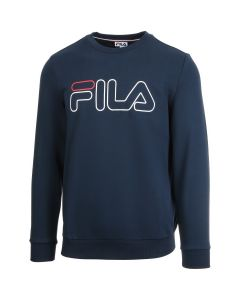 SWEAT HOMME FILA ROCCO FLU192031 100 BLEU