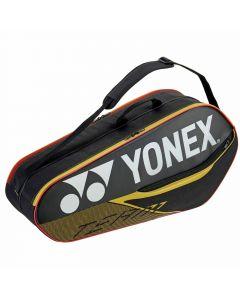 THERMOBAG YONEX TEAM 42026 NOIR/JAUNE X6