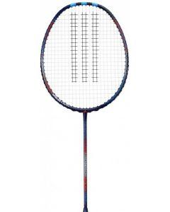 MA0060 Raquette de Badminton Adidas Spieler E Aktiv Strung 3U with Racket Sack
