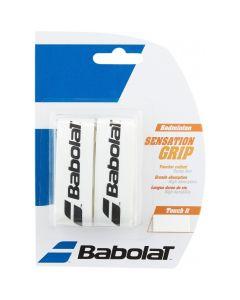 GRIP BABOLAT SENSATION BADMINTON 670064 101 BLANC