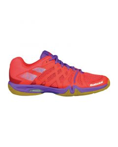 CHAUSSURES FEMME BABOLAT SHADOW TEAM 31S1806 300 ROSE VIOLET