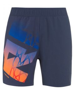 SHORT VISION RADICAL BLEU/ORANGE 811258