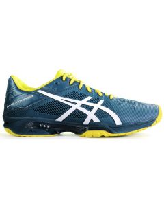 CHAUSSURES DE TENNIS HOMME ASICS GEL SOLUTION SPEED 3 E600N 4501 BLEU MARINE