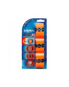 SURGRIPS KARAKAL NANO 60 LOT DE 3 ORANGE