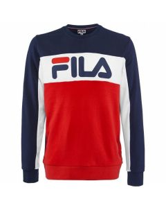 SWEAT HOMME FILA SWEATER RANDY 182030 502 BLEU