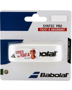 GRIP BABOLAT SYNTEC PRO BLANC 670051 101