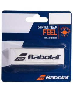 GRIP BABOLAT SYNTEC TEAM 670065 101 BLANC