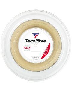 CORDAGE DE TENNIS TECNIFIBRE TRIAX NATUREL BOBINE 200M