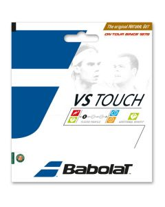 BABOLAT VS TOUCH NATURAL CORDAGE TENNIS GARNITURE 12M