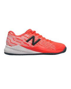 CHAUSSURES DE TENNIS FEMME NEW BALANCE WCH996U3 ORANGE