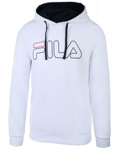 SWEAT HOMME FILA WILLIAM FLU191008 001 BLANC