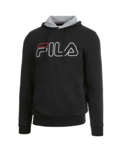 SWEAT HOMME FILA WILLIAM FLU191008 900 NOIR