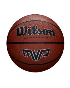 BALLON BASKET WILSON MVP BSKT BROWN