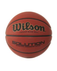 BALLON BASKET WILSON SOLUTION FIBA BASKETBALL