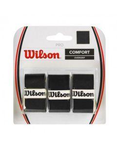 SURGRIP WILSON PRO OVERGRIP COMFORT NOIR WRZ4014BK
