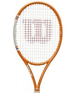 RAQUETTE DE TENNIS WILSON ROLAND GARROS TEAM (249G) WR066310 CORDEE