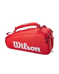 SAC WILSON SUPER TOUR 15 WR8010301 ROUGE