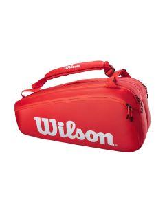 SAC WILSON SUPER TOUR 9 WR8010501 ROUGE