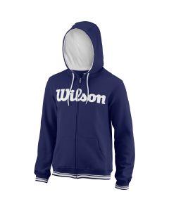 SWEAT ZIPPE A CAPUCHE HOMME WILSON SCRIPT WRA765903