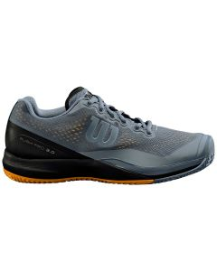 CHAUSSURES DE TENNIS HOMME WILSON RUSH PRO 3.0 WRS325210 GRIS/ORANGE