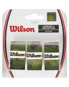 SURGRIPS WILSON PRO OVERGRIP CAMO WRZ470830 VERT