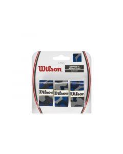 SURGRIPS WILSON PRO OVERGRIP CAMO WRZ470840 BLEU