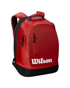 SAC A DOS WILSON TEAM WRZ857996 ROUGE