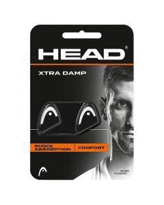 ANTIVIBRATEUR HEAD XTRA DAMP x2 285511 NOIR BLANC
