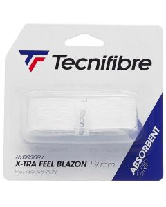 GRIP TECNIFIBRE XTRA FEEL BLAZON BLANC